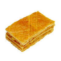 180. Apple puff pastry cake